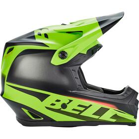 Bell Full-9 Fusion MIPS Fietshelm, matte/gloss black/green